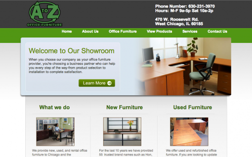 A To Z Office Furniture